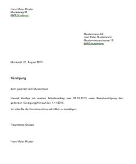 Vorlage Zahlungserinnerung Schweiz K 252 Ndigungsschreiben Vorlage Muster Und Vorlagen Kostenlos