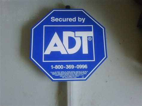 Home Security Signs by Buy Adt Home Security Signs