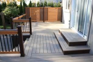 modern decks patio deck design 174 modern deck montreal by