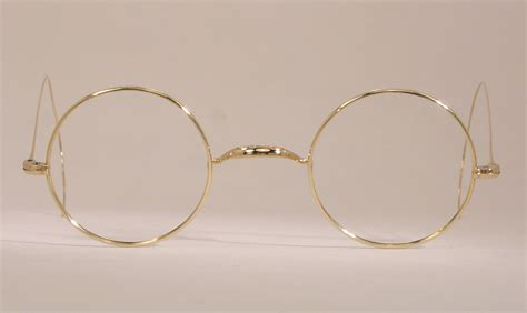 optometrist attic shuron gold antique