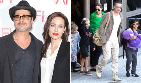 Pitt And Will Adopt Child Number Four by And Brad Pitt Adopting Baby Boy Allouy