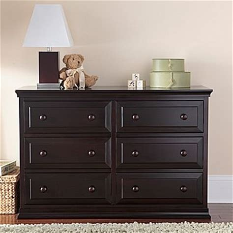 jcpenney changing table 1000 ideas about espresso dresser on 6 drawer