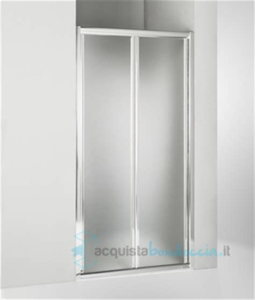 sportelli doccia porta doccia soffietto 90 cm opaco