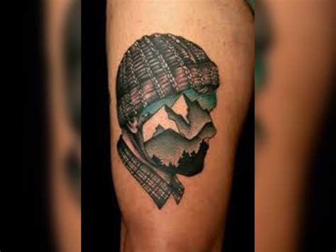 snowboard tattoo 32 strange stunning and sh t snowboarding tattoos mpora