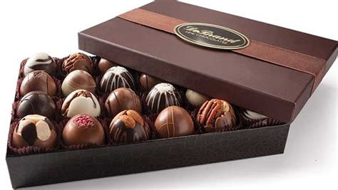 chocolates gourmet gourmet chocolates 24 pc truffle collection truffle