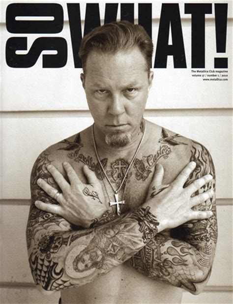 james hetfield still adding ink art celebrity tattoo designs