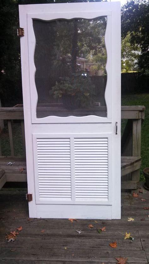 24 Wood Screen Door by 24 Best Images About Antique Screen Doors On