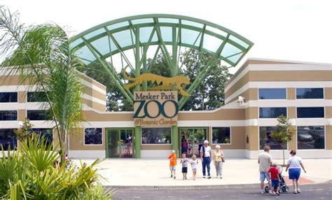 Mesker Park Zoo Botanic Garden W Amazonia Exhibit Mesker Park Zoo Botanic Garden