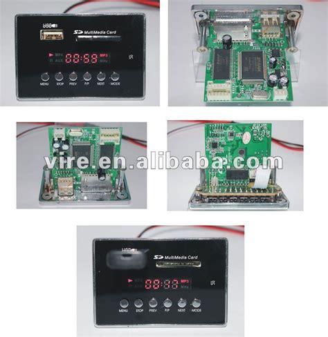 Vire Volume 1 shenzhen vire usb mp4 decoder board china mainland