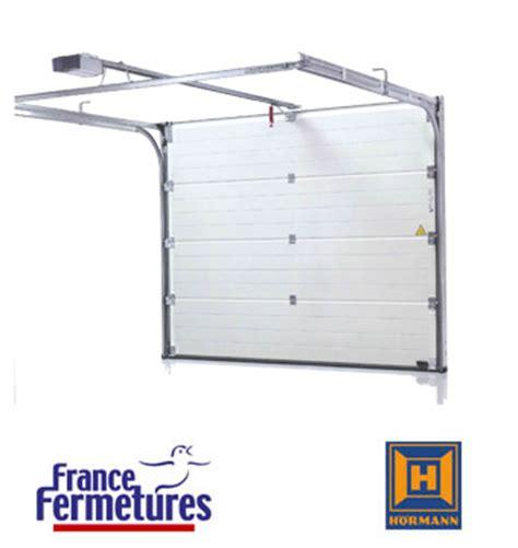 portes de garage sectionnelles sbp