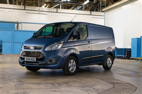 ford transit custom review pictures auto express
