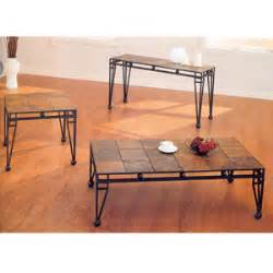 3 pc coffee and end tables coffee table 3 pc coffee and end table set 7637 co