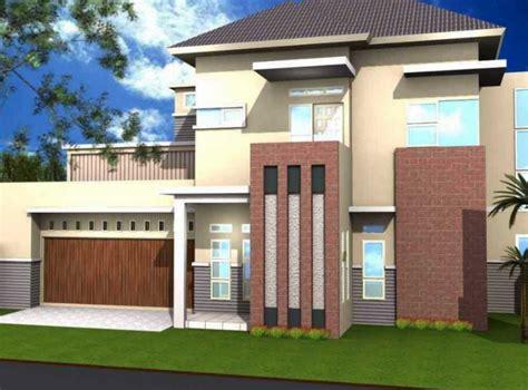 gambar warna cat rumah bagian luar