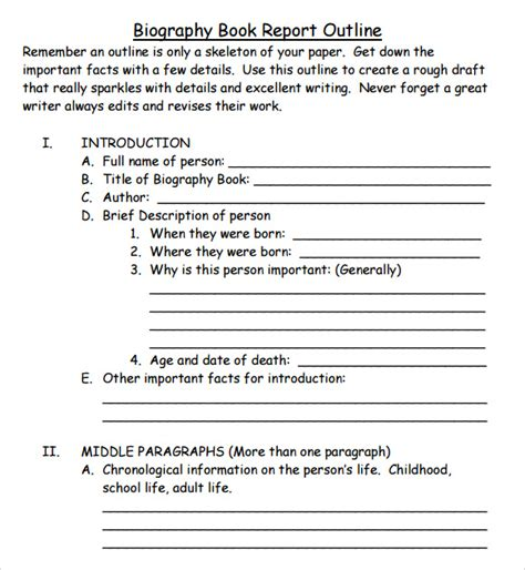 novel outline template book outline template 9 free documents in pdf