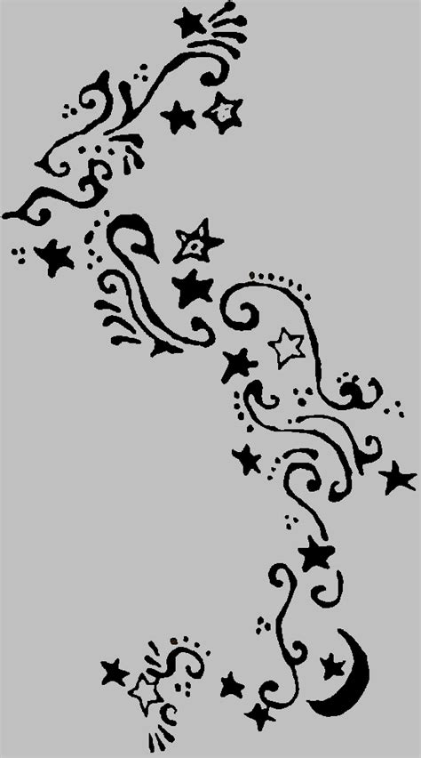 star trail tattoo designs trail by hellequin on deviantart