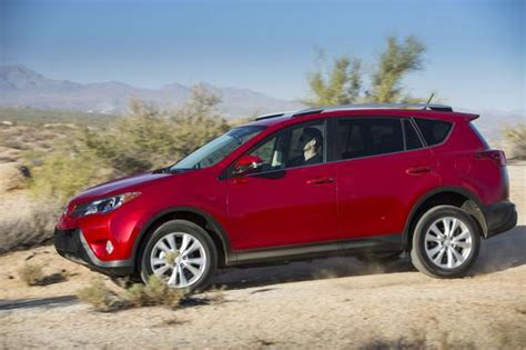2013 Toyota Rav4 Price Toyota Announces Pricing For The All New 2013 Rav4