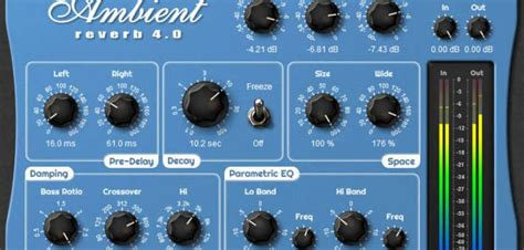 Bedroom Producers Reverb Voices Releases Free Ambient Reverb Vst Plugin