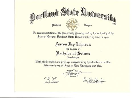Sample Profile Resume by Psu Diploma Psychology