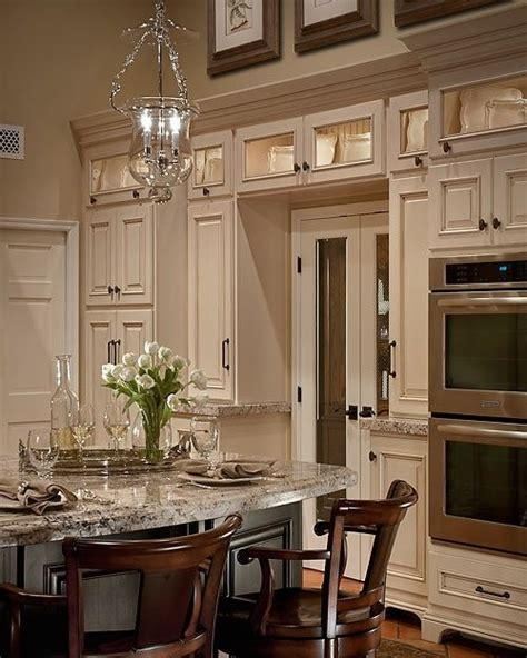 lighted kitchen cabinets this kitchen beautiful kitchen cabinets
