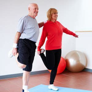 4 at home balance enhancing exercises for seniors - Rock The Boat Balance Exercise