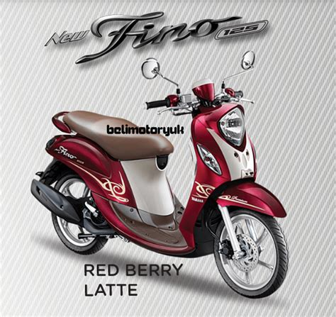 Yamaha New Fino Premium 125 Bandung Sumedang Cimahi harga kredit motor yamaha fino 125 blue