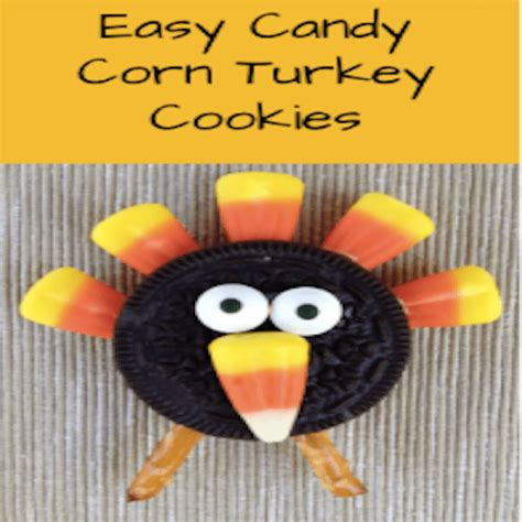 easy edible crafts for easy corn turkey edible crafts