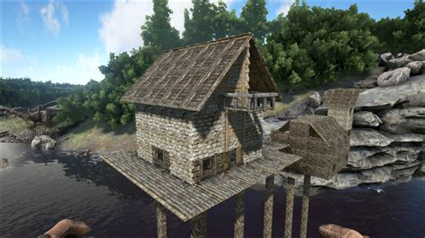 ark house designs steam community guide creating pitched roofs