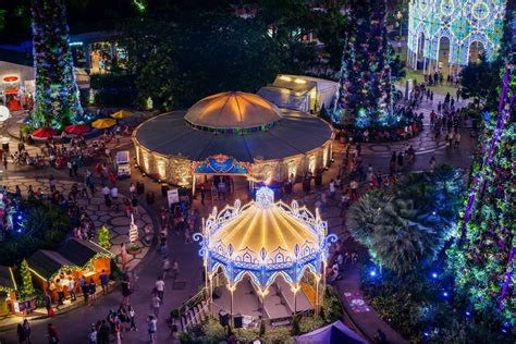 images of christmas wonderland christmas wonderland returns at gardens by the bay a