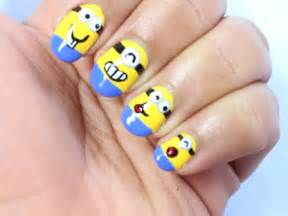 Despicable me nails how to hair amp beauty tips blog my games 4