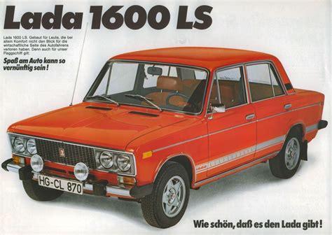 Lada Auto Lada 1600 Motoburg