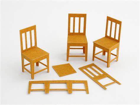 chair template made out of cards template drawings for furniture model davidneat