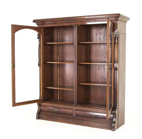 Eastlake Bookcase Eastlake Bookcase 813 4 Heatherbrae Antiques