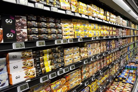 Grocery Store Shelf Labels by Retail Chains Plan Major Rollout Of Nfc Enabled Shelf