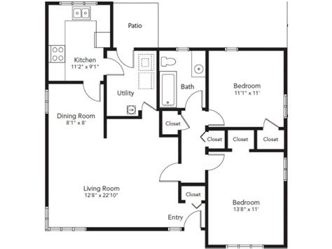 Nas Whidbey Island Maylor Point Neighborhood 2 Bedroom Whidbey House Plans