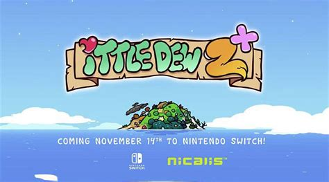 Nintendo Switch Ittle Dew 2 ittle dew 2 launches on nintendo switch on november 14 2017 handheld players