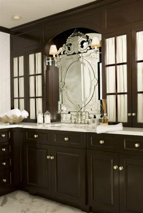 venetian bathroom most amazing venetian mirrors for your bathroom