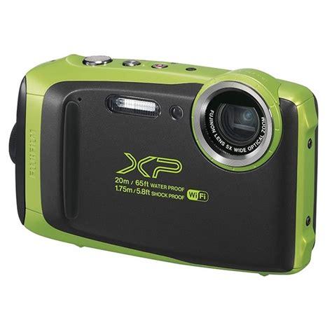 fujifilm waterproof fujifilm xp130 rugged waterproof digital in lime