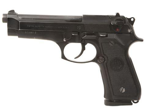 Korek Pistol Baretta Black beretta 92fs
