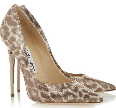 printed high heels are leopard print high heels always on trend high heels