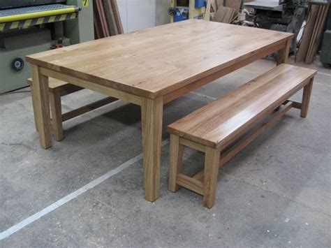 bench table and seats dining table with bench seats 187 gallery dining