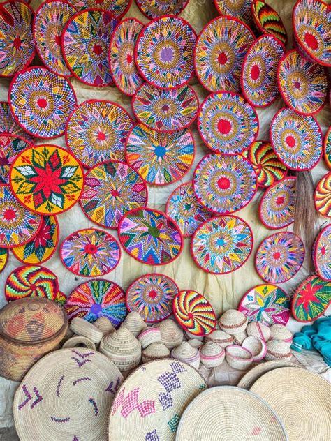 cucina etiope cucina etiope tradizionale fatto a mano foto stock