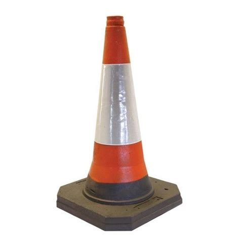 Traffic Cone Karet Safe Line 750mm one road cone manchester safety services