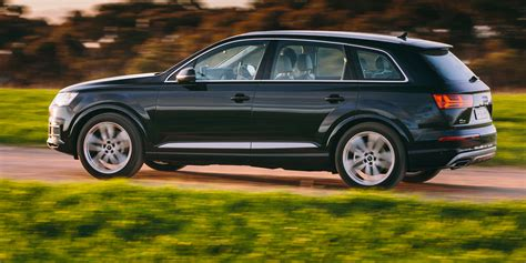 audi price range 2016 audi q7 3 0 tdi 160kw pricing and specifications new