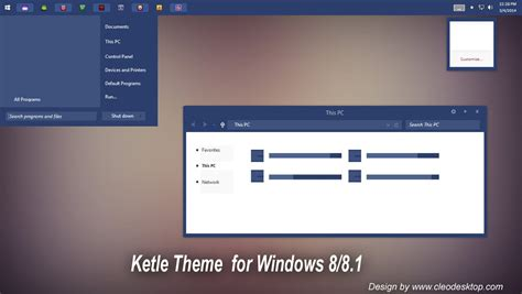 theme windows 8 1 cosmo ketle theme for windows 8 8 1 by cleodesktop on deviantart