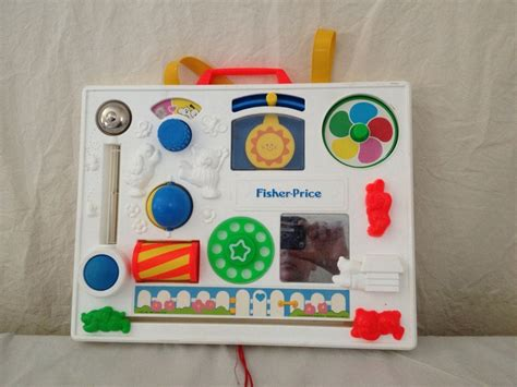 fisher price vintage crib for collector only