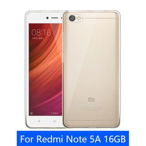 Ultrathin Softcase Xiaomi Redmi Note 5a Ultra Thin Soft Jely Xiaomi 1 ultra thin tpu gel rubber soft skin cover for redmi note 5a