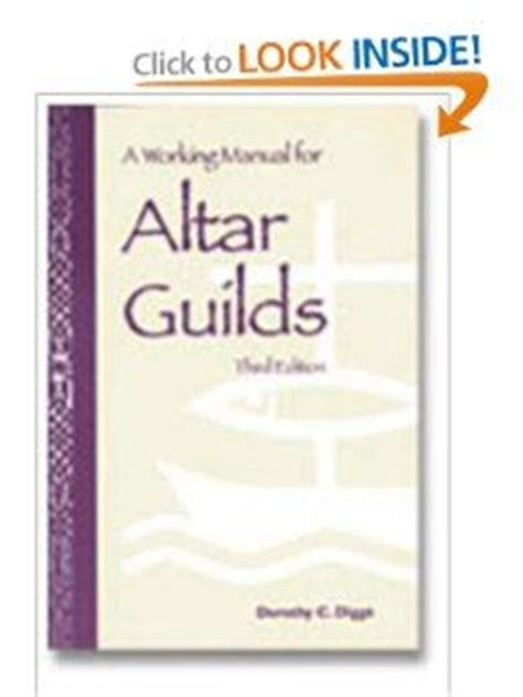 an anglican altar guild manual anglican diocese of the south 1000 images about altar guilds on pinterest york