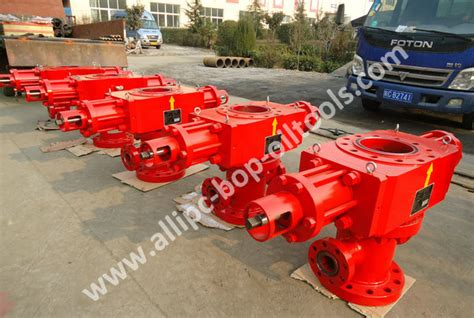 ram bop blowout preventer and bop stack