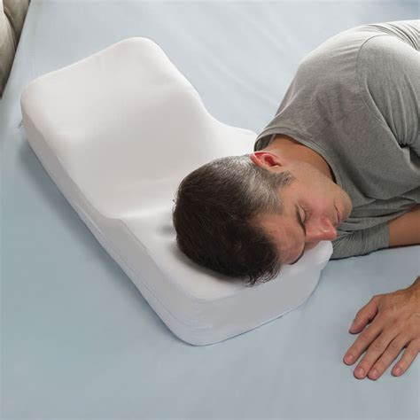 most comfortable sleeping temperature two position sleep pillow wicked gadgetry