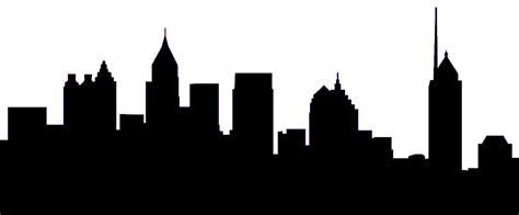 new york city skyline outline cliparts co